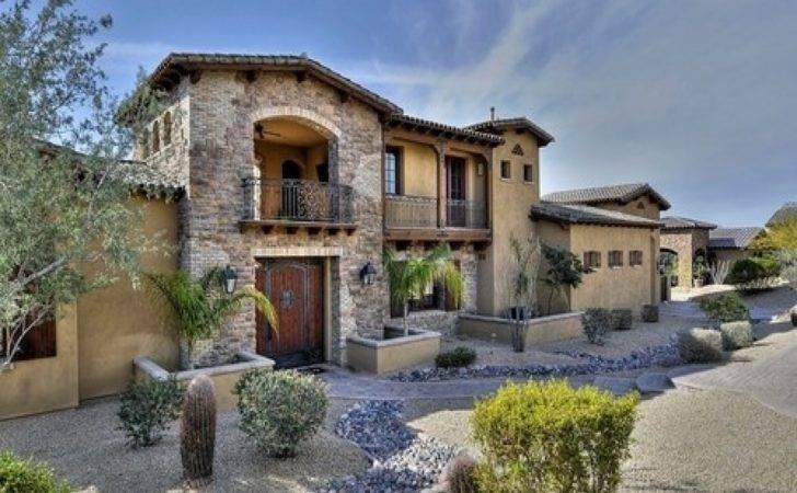 Tuscan Homes Spanish Mediterranean Luxury