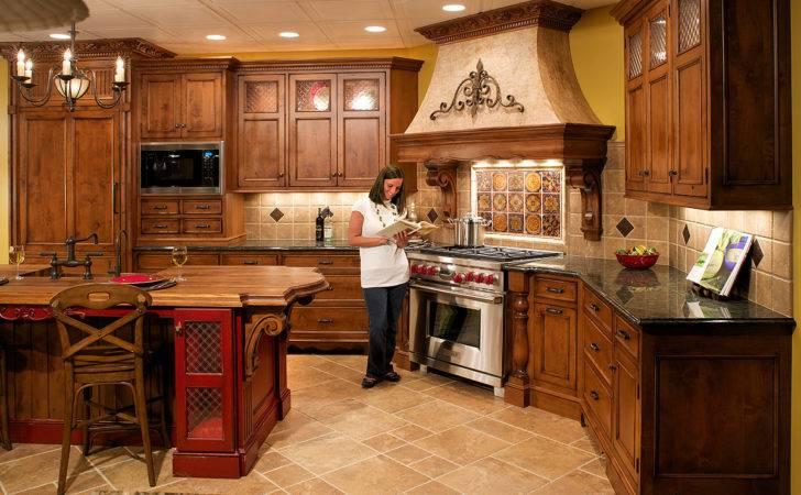 Tuscan Kitchen Ideas Design Inspiration Interior Room