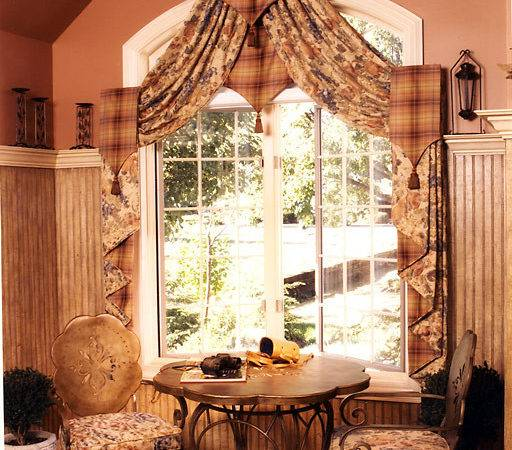 Tuscan Morning Room Window Treatment Lots Details One