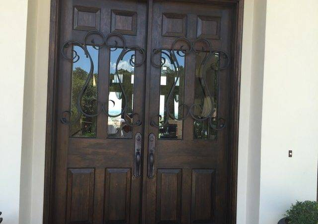 Tuscan Style Front Doors Mediterranean Exterior Austin