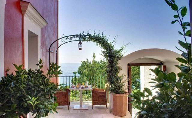Tuscan Style Frontyard Ideas Front Yard Villa Landscaping