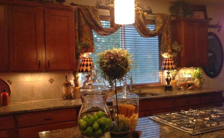 Tuscan Style Kitchen Curtains Formidable Tuscany