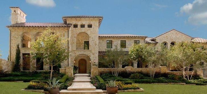Tuscan Style Luxury Home Dallas Texas Gorgeous Casas Pinterest