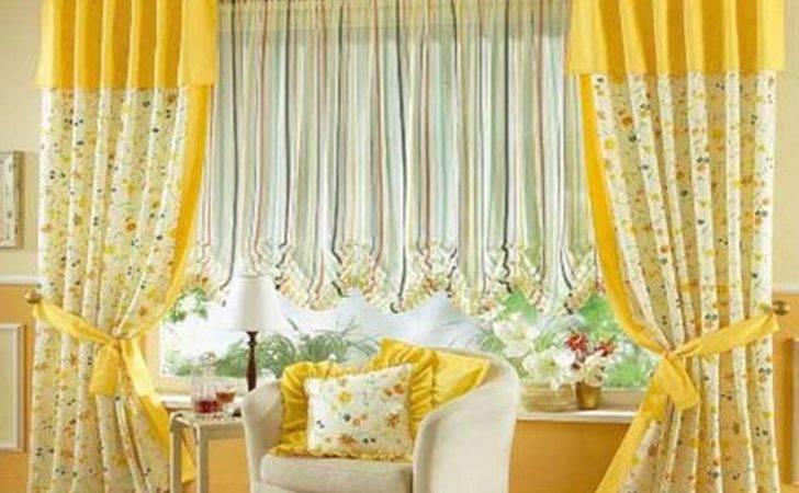 Tuscany Kitchen Curtains Ideas