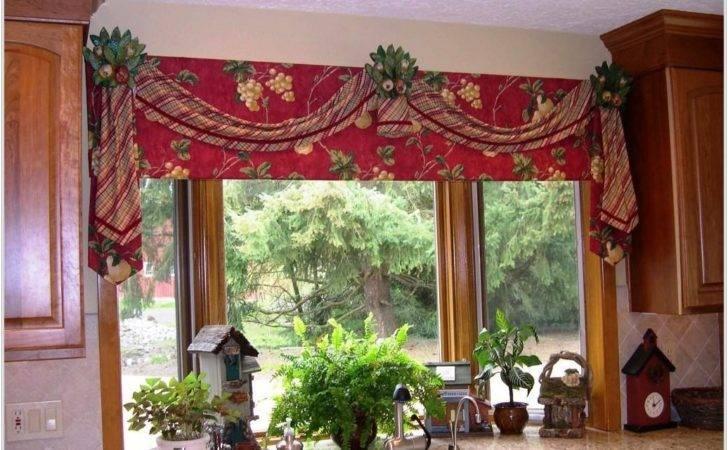 Tuscany Kitchen Valances Inside Tuscan Curtains