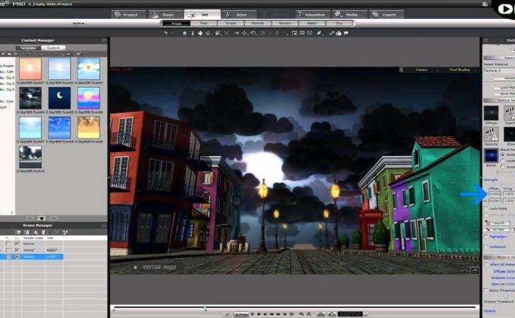 Tutorial Animating Tuning Skydome Create Ambiance Youtube