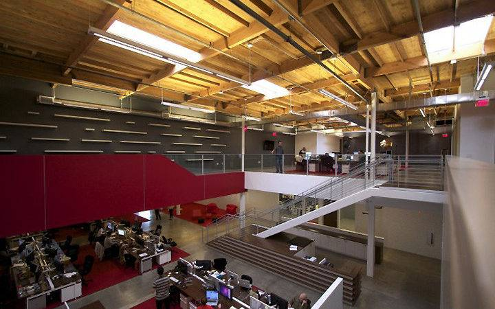 Tvgla Warehouse Office Charles Infante Los Angeles Retail