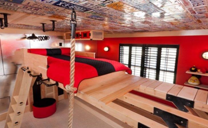 Tween Boy Bedroom Cool Bedrooms Rooms Boys