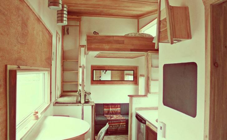 Twelve Damn Fabulous Tiny House Cabin Small Interiors