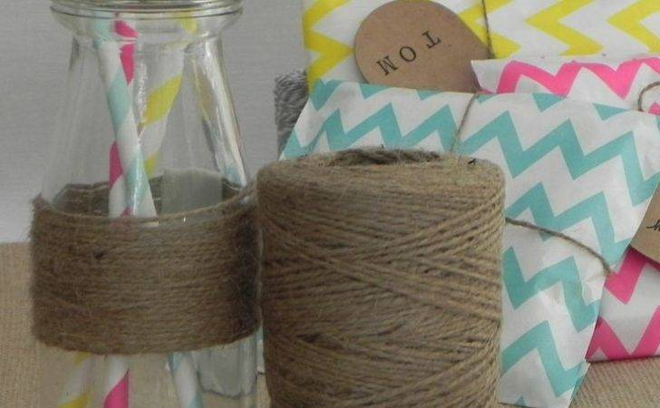 Twine Brown String Gift Wrapping Christmas Bakers