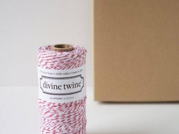 Twine Holiday Christmas Wrapping Gift Wrap