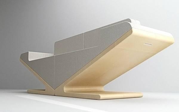 Two Sofa Designjoo Prides Clean Multi Functional Design