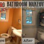 Two Yourself Reveal Small Bathroom Makeover
