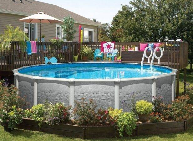 Types Above Ground Pool Ladders Heater