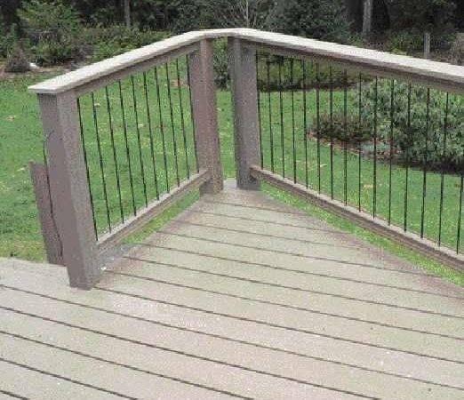 Types Deck Railing Design Ideas