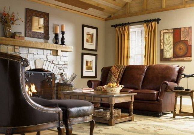 Types Interior Design Styles Country
