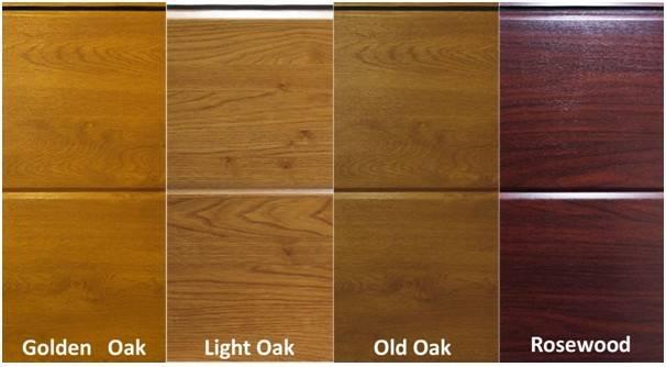 Types Wood Furniture