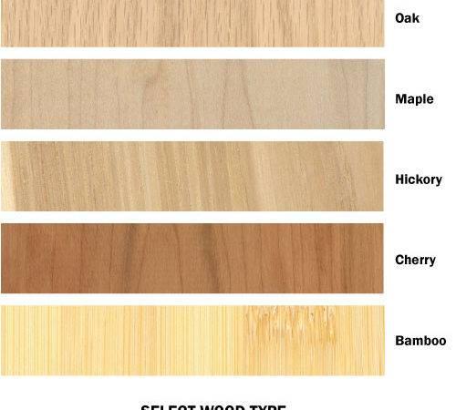 Types Wood Light Type Used