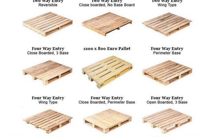 Types Wood Pallets Make Furniture