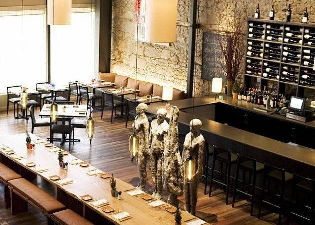 Ubuntu Restaurant Apparatus Architecture Contemporist