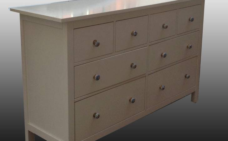 Uhuru Furniture Collectibles Drawer White Shaker Style Dresser