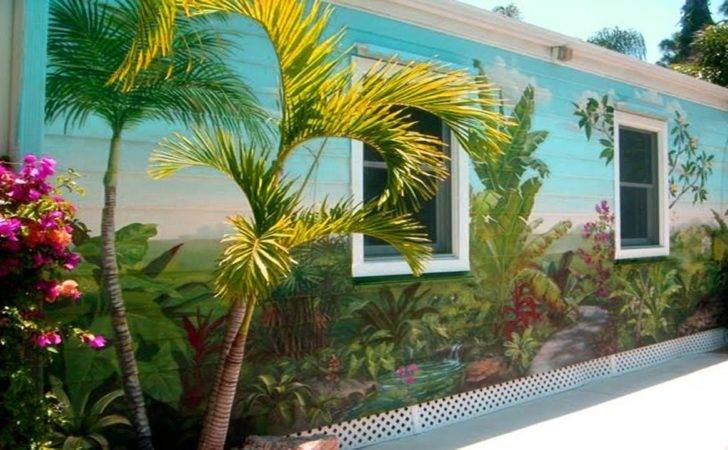 Ultimate Cool Garden Wall Murals Ideas Outdoor