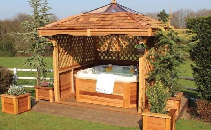 Ultimate Hot Tub Privacy Design Ideas