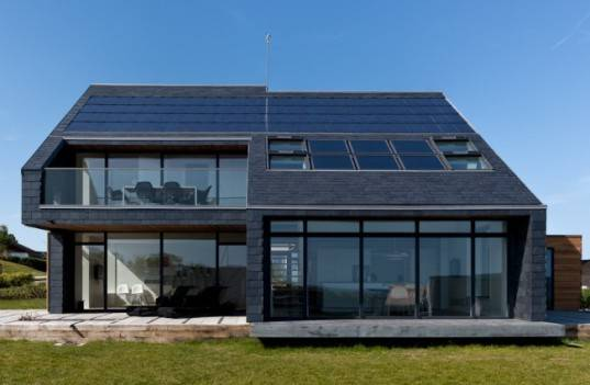 Ultra Efficient Danish Home Produces More Energy Than Needs