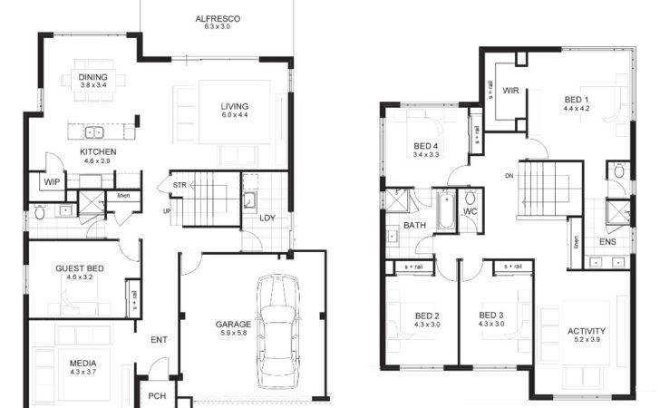 Ultra Modern House Floor Plans Ideas Plan