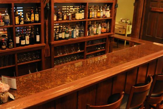Ultraclear Bar Top Epoxy Coating Extremely Durable Finish