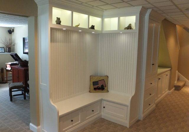 Under Stairs Cabinet Traditional Basement Manchester