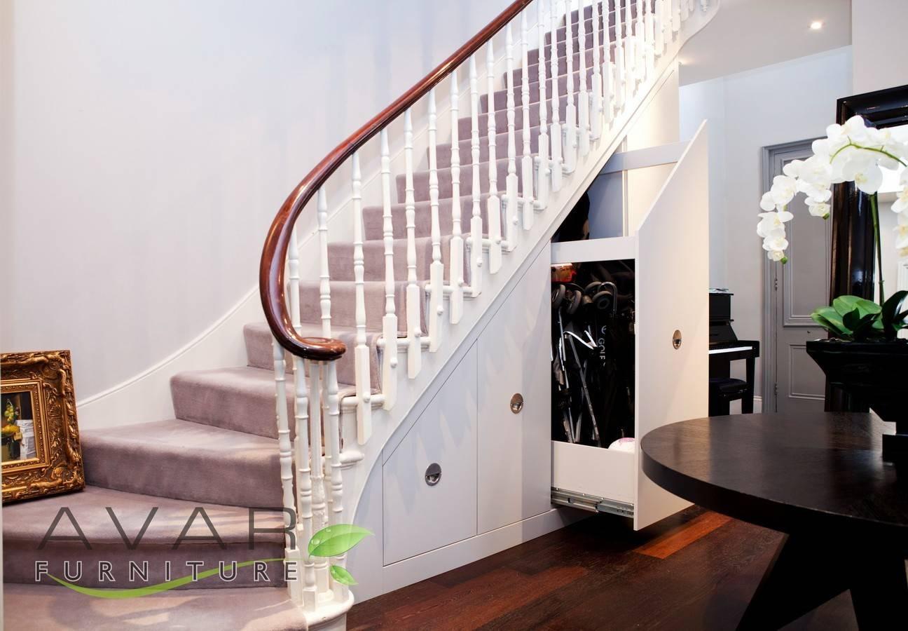 Under Stairs Cupboard Modern Design