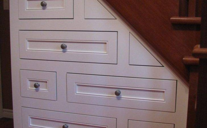 Under Stairs Custom Cabinets Home Pinterest