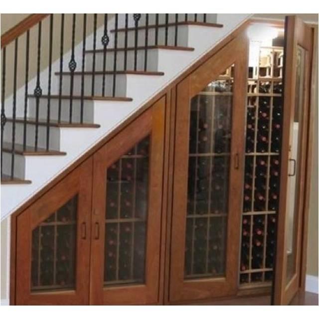 Under Stairs Wine Cellar Home Pinterest
