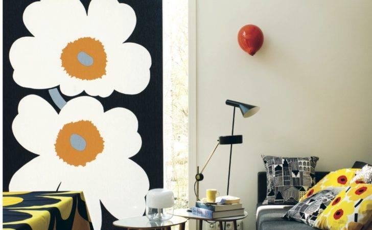 Unikko Anniversary Marimekko Fabrics