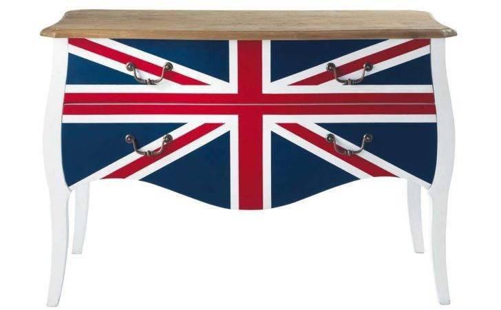 Union Jack Dresser Eye Catching