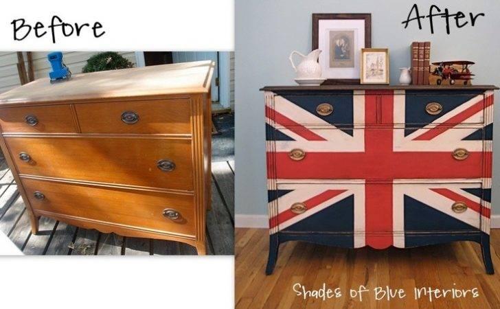 Union Jack Dresser Homes Pinterest
