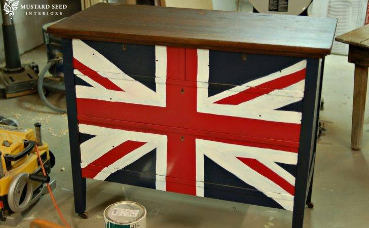 Union Jack Dresser Junior