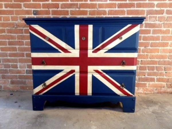 Union Jack Dresser Products Love Pinterest