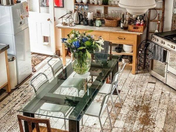 Unique Artistic Bohemian Kitchen Designs Nove Home