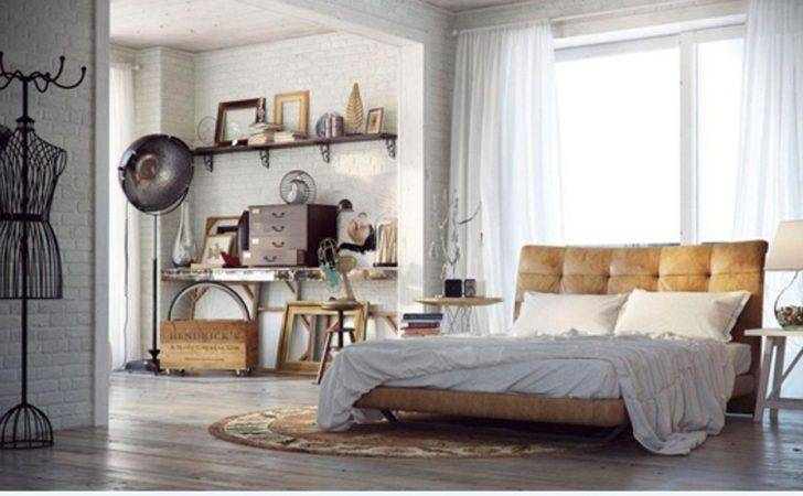 Unique Authentic Bedroom Special Modern Still Rustic