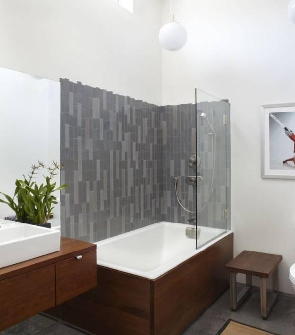 Unique Bathtub Shower Combo Designs Modern Homes