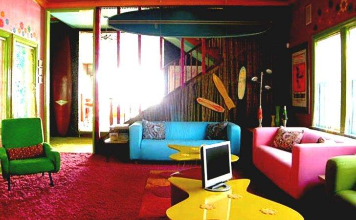 Unique Bedroom Ideas Awesome Funky Kids Furniturewith Colorful Sofa