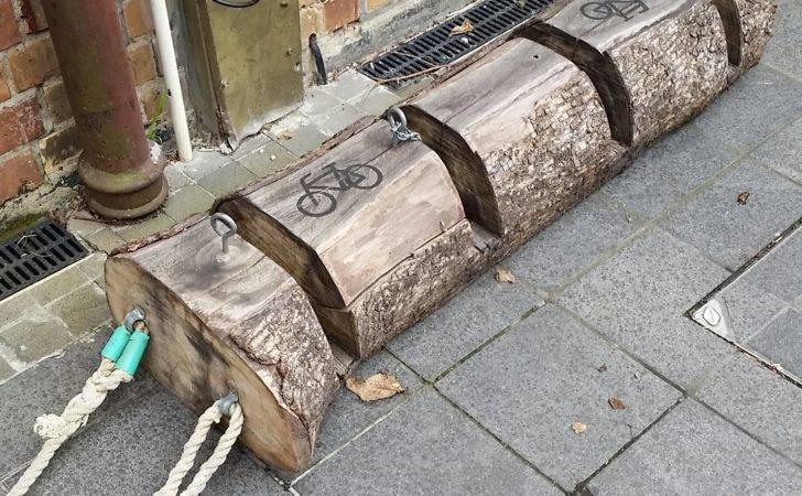 Unique Bike Rack Mildlyinteresting