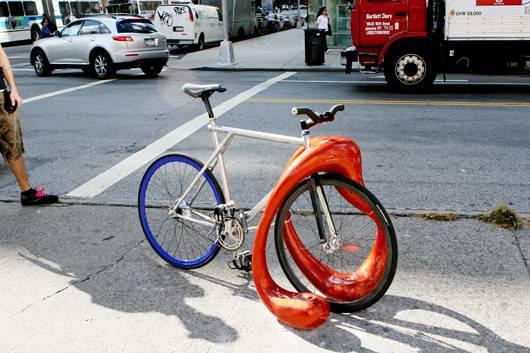 Unique Bike Racks Now Nifty