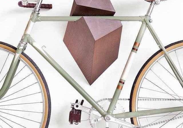 Unique Bike Storage Idea Cycling Stuff Pinterest
