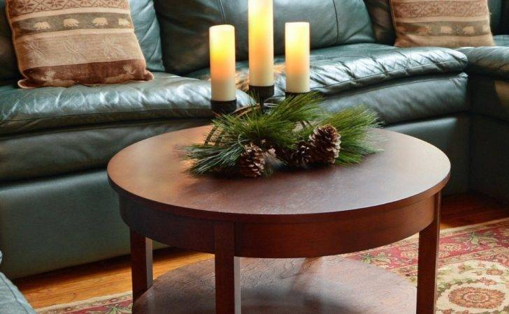 Unique Coffee Table Centerpieces Design Photos