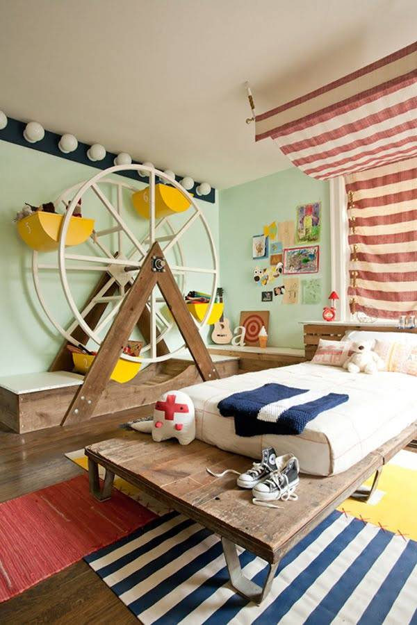 Unique Creative Children Room Designs Digsdigs