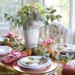 Unique Fall Tablescapes Celebrate Decorate