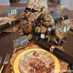Unique Fall Tablescapes